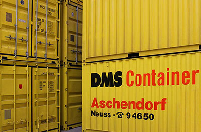 Lagercontainer Neuss